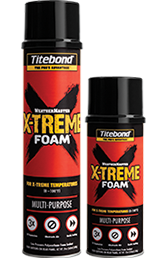 X-TREME Multi-Purpose Foam Sealant