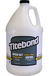 Titebond Speed Set Wood Glue